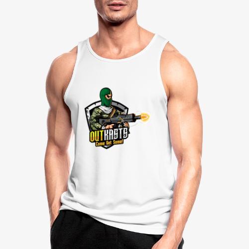 OutKasts [OKT] Logo 1 - Men's Breathable Tank Top
