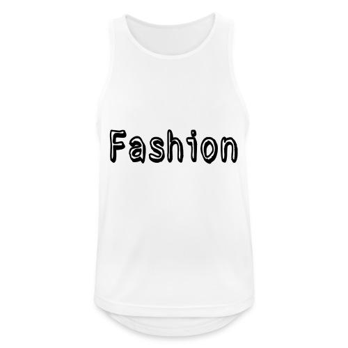 fashion - Mannen tanktop ademend actief