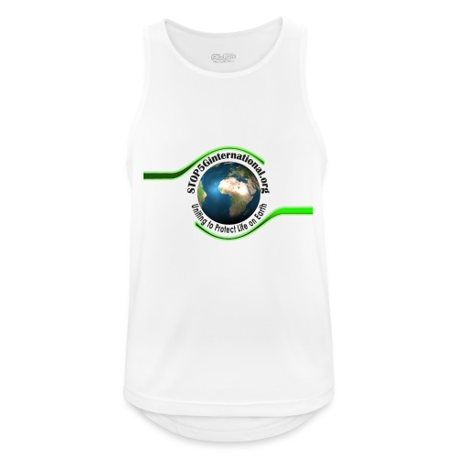 STOP5G - Men's Breathable Tank Top
