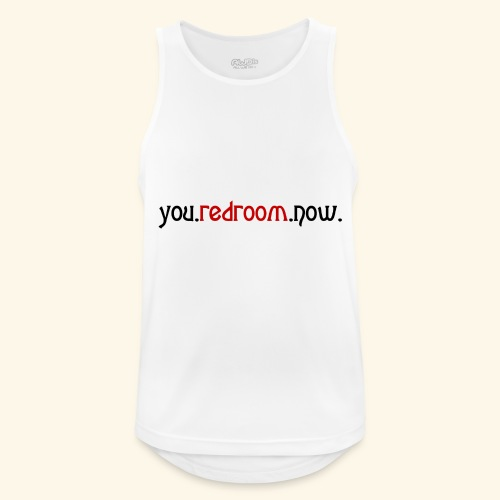 you redroom now - Men's Breathable Tank Top
