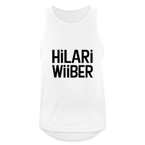 Hilari Wiiber Family - Männer Tank Top atmungsaktiv