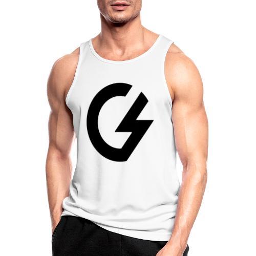 Giacomini Lab - Logo - Canotta da uomo traspirante