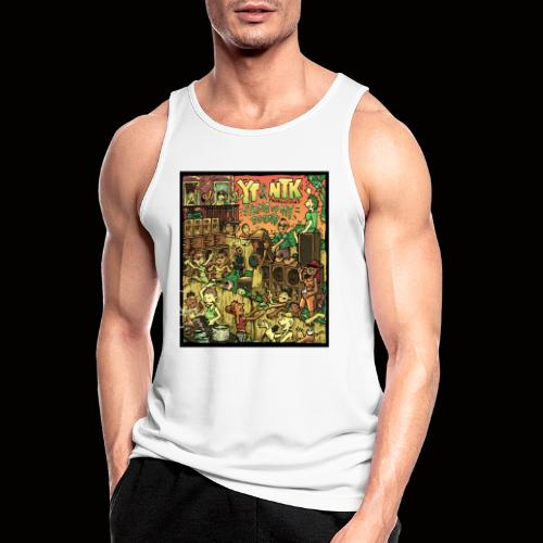 String Up My Sound Artwork - Men's Breathable Tank Top