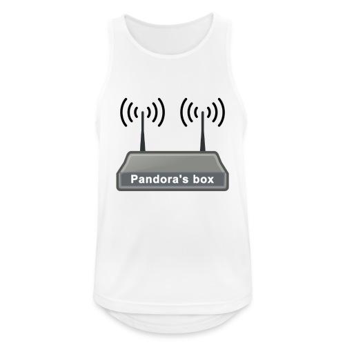 Pandora's box - Männer Tank Top atmungsaktiv