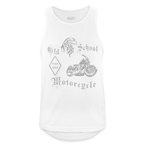 Old School MC 1968 - Männer Tank Top atmungsaktiv