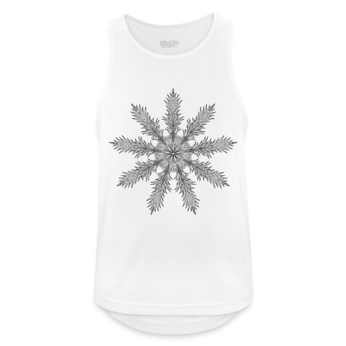 Magic Star Tribal #4 - Men's Breathable Tank Top