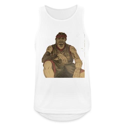 jugador - Camiseta sin mangas hombre transpirable