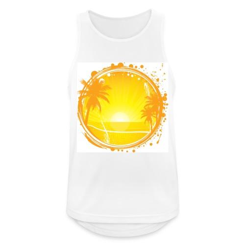 Sunburn - Men's Breathable Tank Top