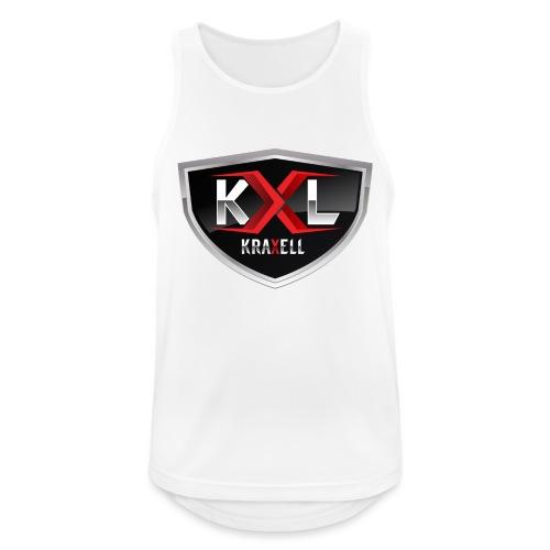Kraxell - Männer Tank Top atmungsaktiv