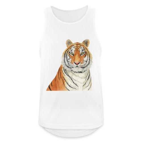 Tigre,Tiger,Wildlife,Natura,Felino - Canotta da uomo traspirante