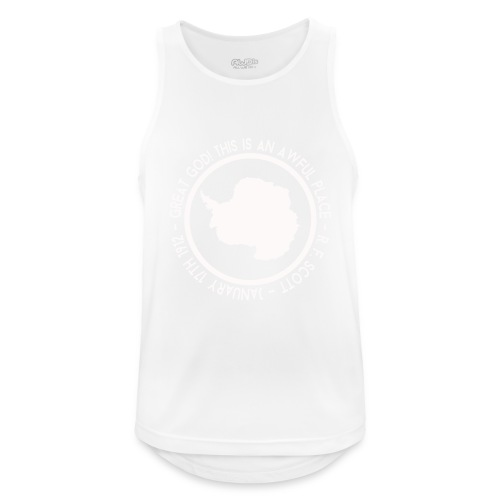 Great God! - Men's Breathable Tank Top