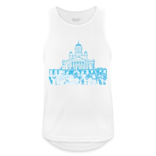 Helsinki Cathedral - Men's Breathable Tank Top