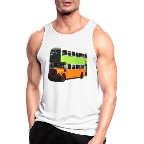 Glasgow Corporation Bus - Men's Breathable Tank Top