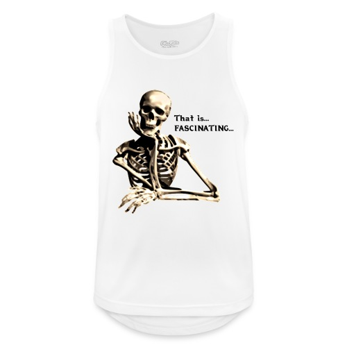 That Is Fascinating - Men's Breathable Tank Top