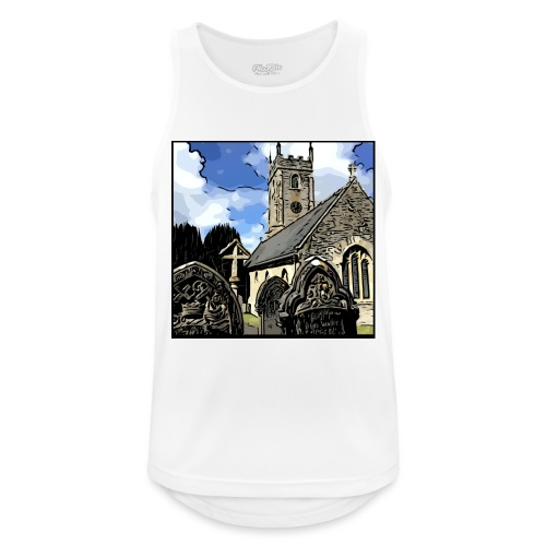 Church - Men's Breathable Tank Top