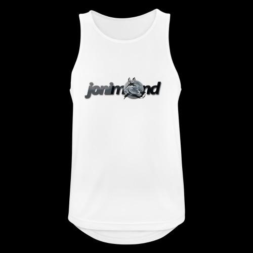jonimond-sticker - Männer Tank Top atmungsaktiv