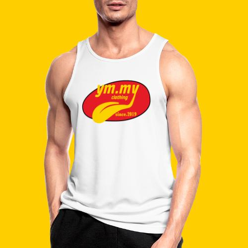 YM.MY clothing LOGO - Men's Breathable Tank Top