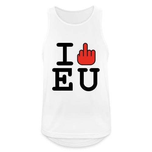 i fck EU European Union Brexit - Men's Breathable Tank Top