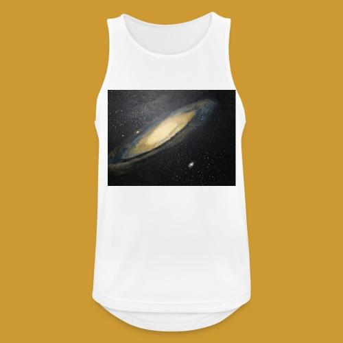Andromeda - Mark Noble Art - Men's Breathable Tank Top