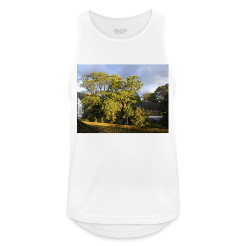 Trees - Men's Breathable Tank Top