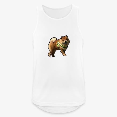 Bear - Men's Breathable Tank Top