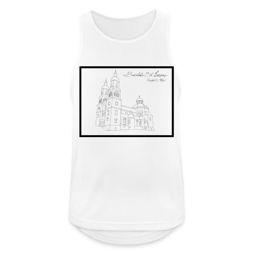 T Shirt Basilika St Lorenz Kempten Allgaeu - Männer Tank Top atmungsaktiv