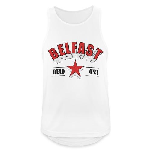 Belfast - Dead On!! - Men's Breathable Tank Top