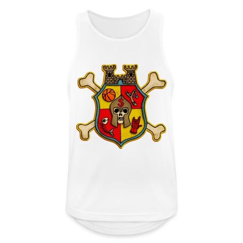 Teenager Premium T-Shirt - Wappen Burg Schreckenst - Männer Tank Top atmungsaktiv