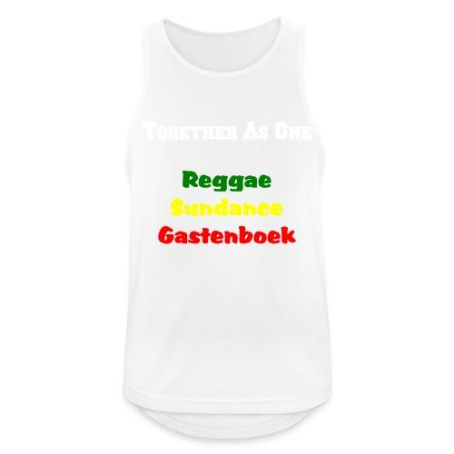 together as one reggae sundance gastenbo - Men's Breathable Tank Top