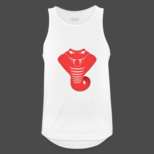 Just Some Bass snake png - Men's Breathable Tank Top