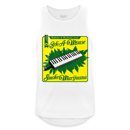 Smoke Marijuana - Men's Breathable Tank Top