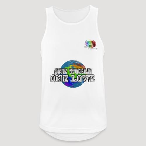 Shirt5 - Männer Tank Top atmungsaktiv