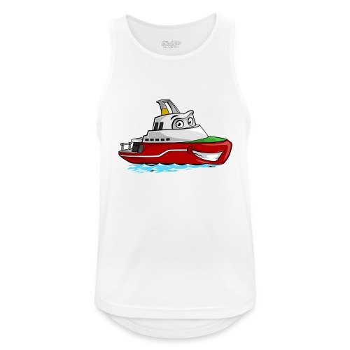Boaty McBoatface - Men's Breathable Tank Top