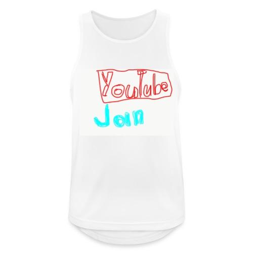 Youtube?!?!? - Männer Tank Top atmungsaktiv