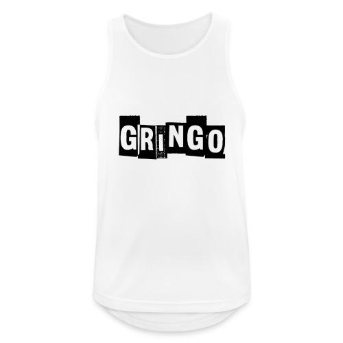 Cartel Gangster pablo gringo mexico tshirt - Men's Breathable Tank Top