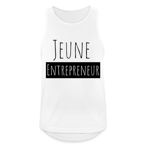 Jeune Entrepreneur - Débardeur respirant Homme