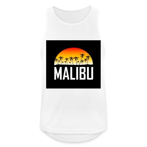 Malibu Nights - Men's Breathable Tank Top