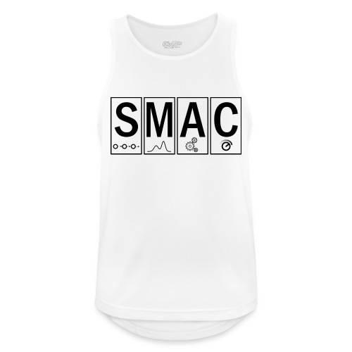 SMAC3_large - Men's Breathable Tank Top
