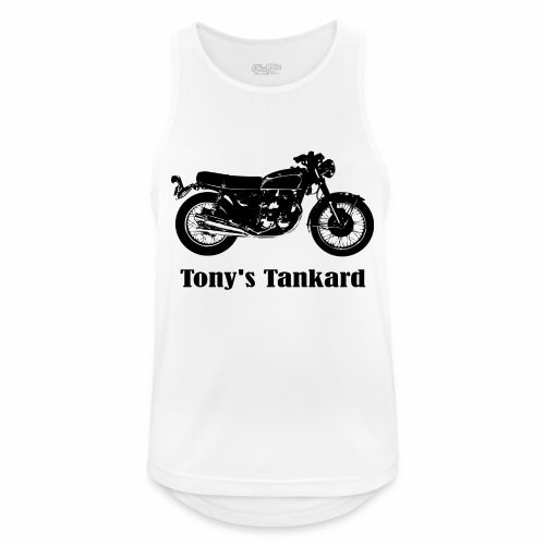 tonys tankard - Men's Breathable Tank Top