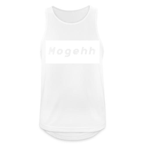 Shirt logo 2 - Men's Breathable Tank Top