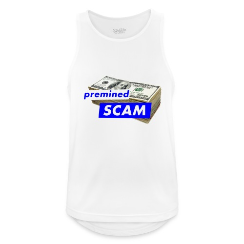 premined SCAM - Men's Breathable Tank Top