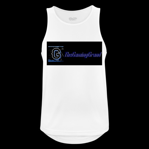 grand picture for black - Men's Breathable Tank Top