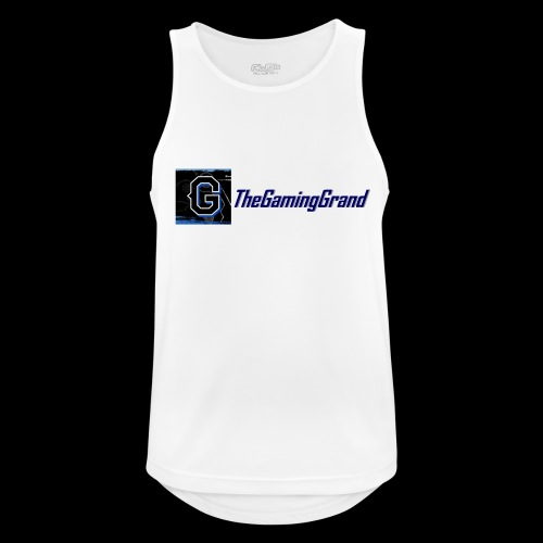grand picture for white - Men's Breathable Tank Top