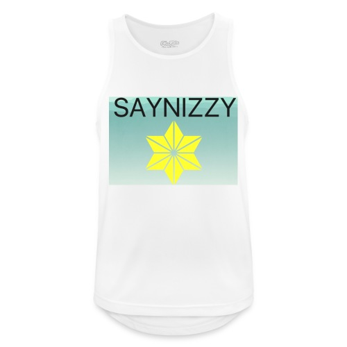Say nizzy - Men's Breathable Tank Top