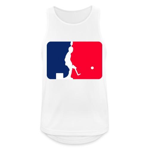 Major League Tipp-Kick Shirt - Männer Tank Top atmungsaktiv