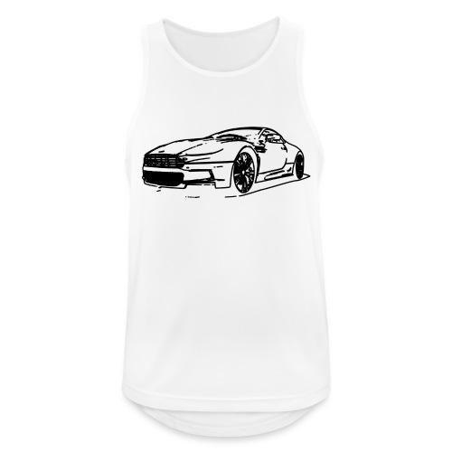Aston Martin - Men's Breathable Tank Top