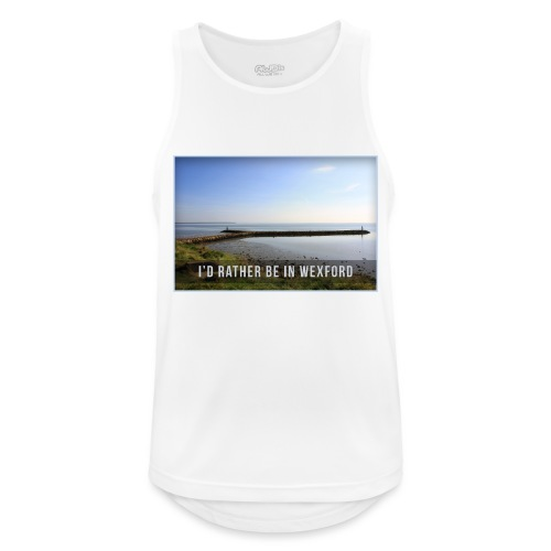 Rather be in Wexford - Men's Breathable Tank Top