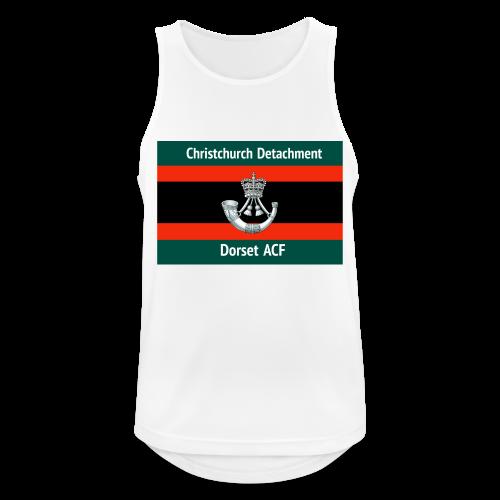 Christchurch Detachment / Dorset ACF - Men's Breathable Tank Top