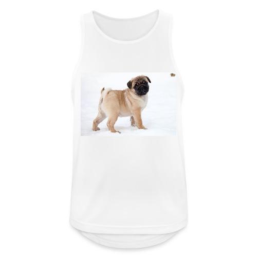 walker family pug merch - Men's Breathable Tank Top