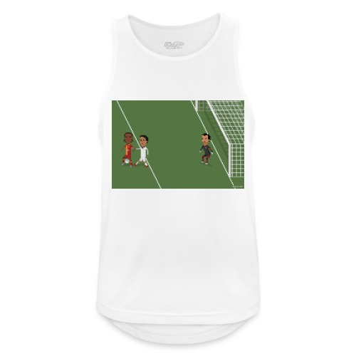 Backheel goal BG - Men's Breathable Tank Top
